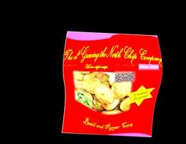 #65 for Need a packet of chips designed. Front and back. by msaroare