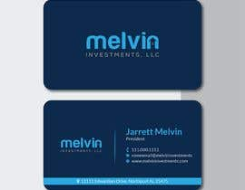 #562 for Business Card Design by manjarul123