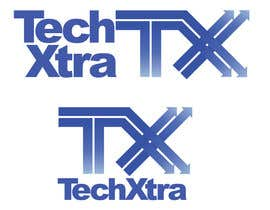 #51 para Logo Design for TechXtra por stanbaker
