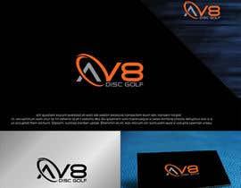 #452 for AV8 disc golf af eddesignswork