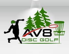 #296 for AV8 disc golf af KleanArt