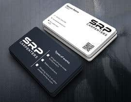 #10 for Build me an visiting card with simple logo on it. af abdullahalrifat9