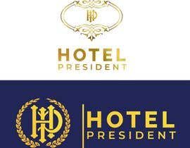 #111 untuk Creative Logo for Hotel President oleh Morsalin05