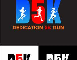 GeekDesign16 tarafından Design a Logo for Dedication Run için no 48