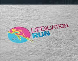 #11 untuk Design a Logo for Dedication Run oleh AalianShaz