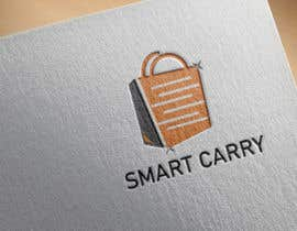 "nº 154 pour Need a Logo for our new brand ""Smart Carry"" par sayma99ali"