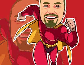 #40 cho SUPERHERO - Convert photo to superhero image bởi antor545