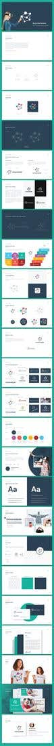 Imej kecil Penyertaan Peraduan #                                                197                                              untuk                                                 Complete Brand Book, Company Design Guideline