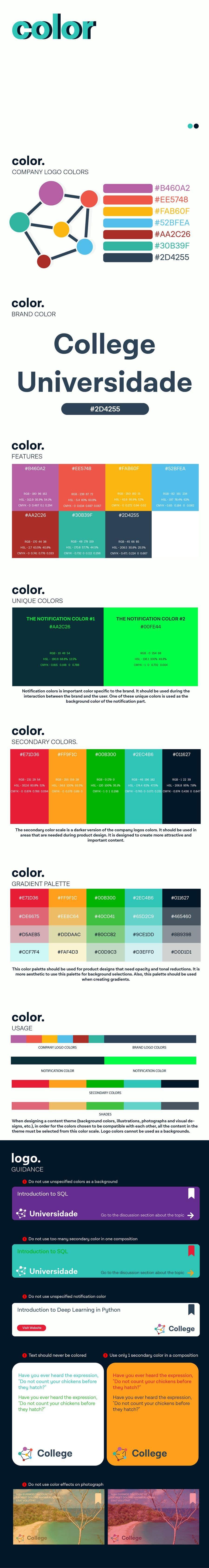 Penyertaan Peraduan #                                        202                                      untuk                                         Complete Brand Book, Company Design Guideline