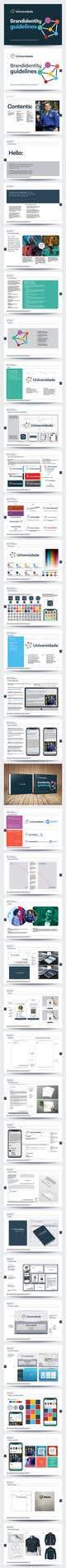 Imej kecil Penyertaan Peraduan #                                                287                                              untuk                                                 Complete Brand Book, Company Design Guideline