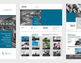 #19 for Corporate Profile Design needed, Should be Elegant and professional only. af beltran0404