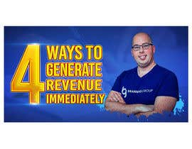 """#65 for Facebook Ad Image for """"4 Ways to Generate Revenue Immediately"""" by bayzidsobuj"""