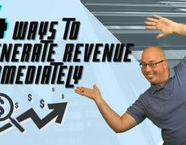 """#61 for Facebook Ad Image for """"4 Ways to Generate Revenue Immediately"""" by maryamaminn"""