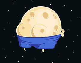 #19 for Mooned by the Moon af brendonart