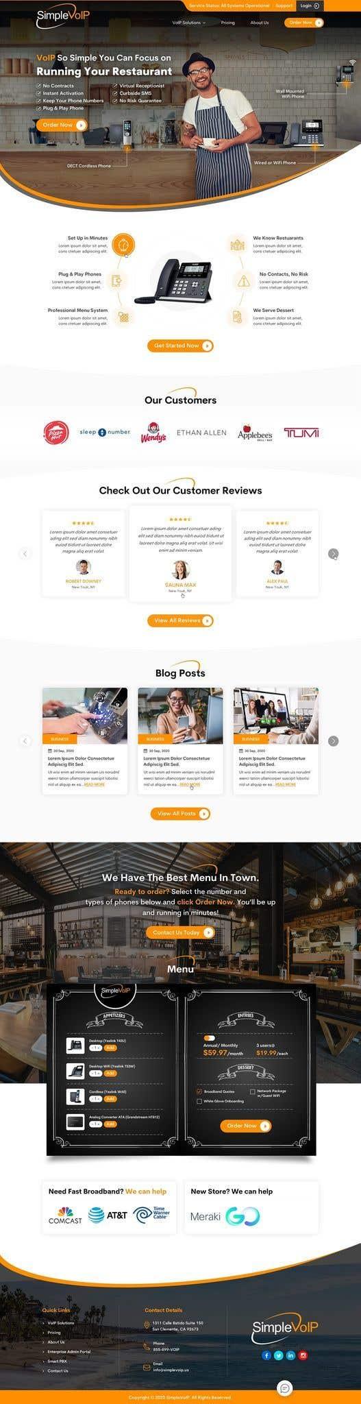 Kilpailutyö #                                        60                                      kilpailussa                                         Design and Build a Website - Awesome Responsive Wordpress site