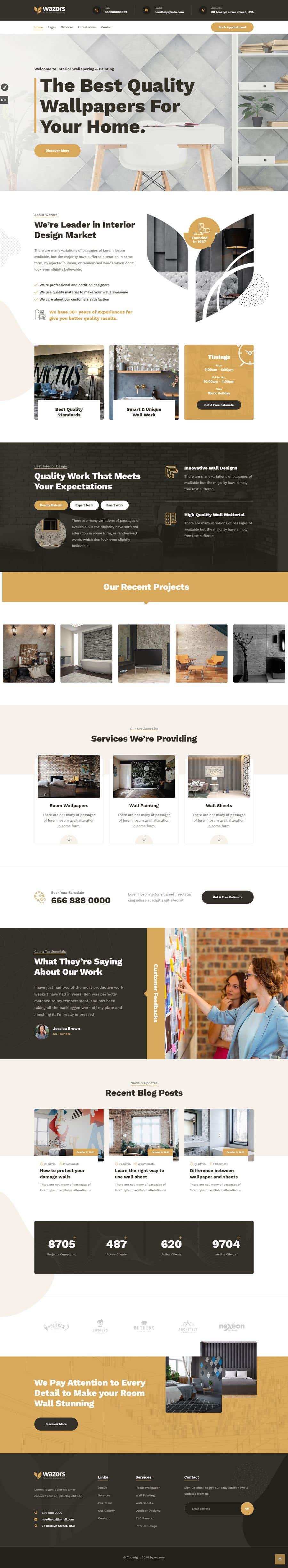 Kilpailutyö #                                        54                                      kilpailussa                                         Design and Build a Website - Awesome Responsive Wordpress site