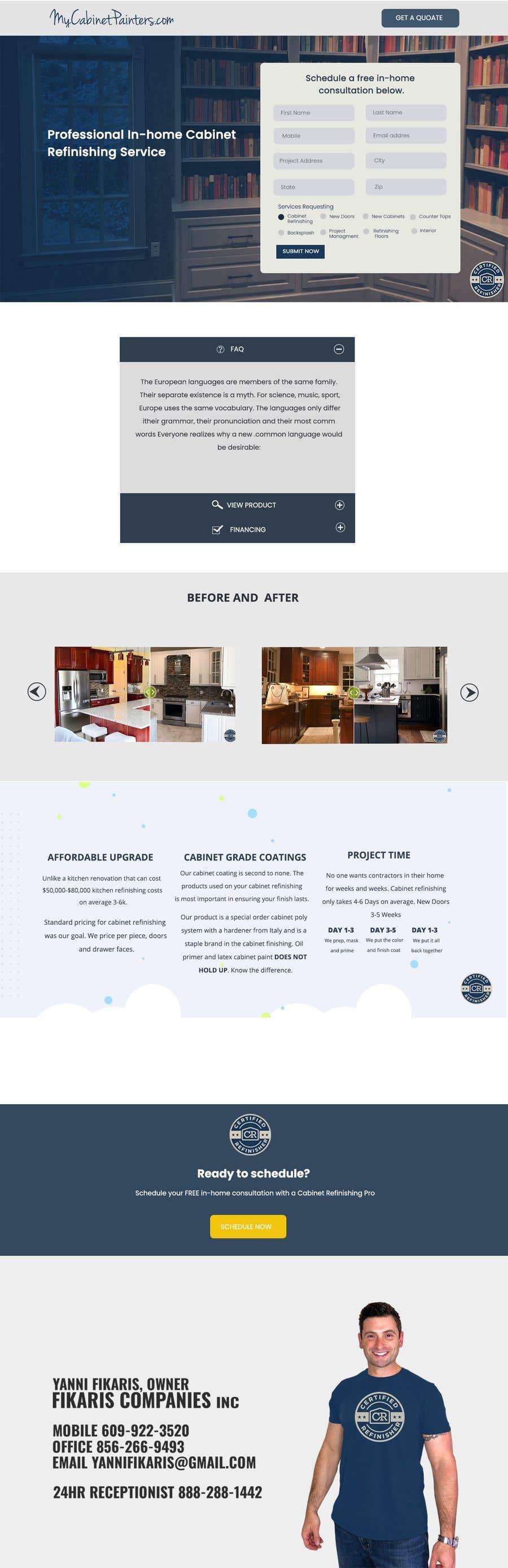 Kilpailutyö #                                        24                                      kilpailussa                                         Design and Build a Website - Awesome Responsive Wordpress site