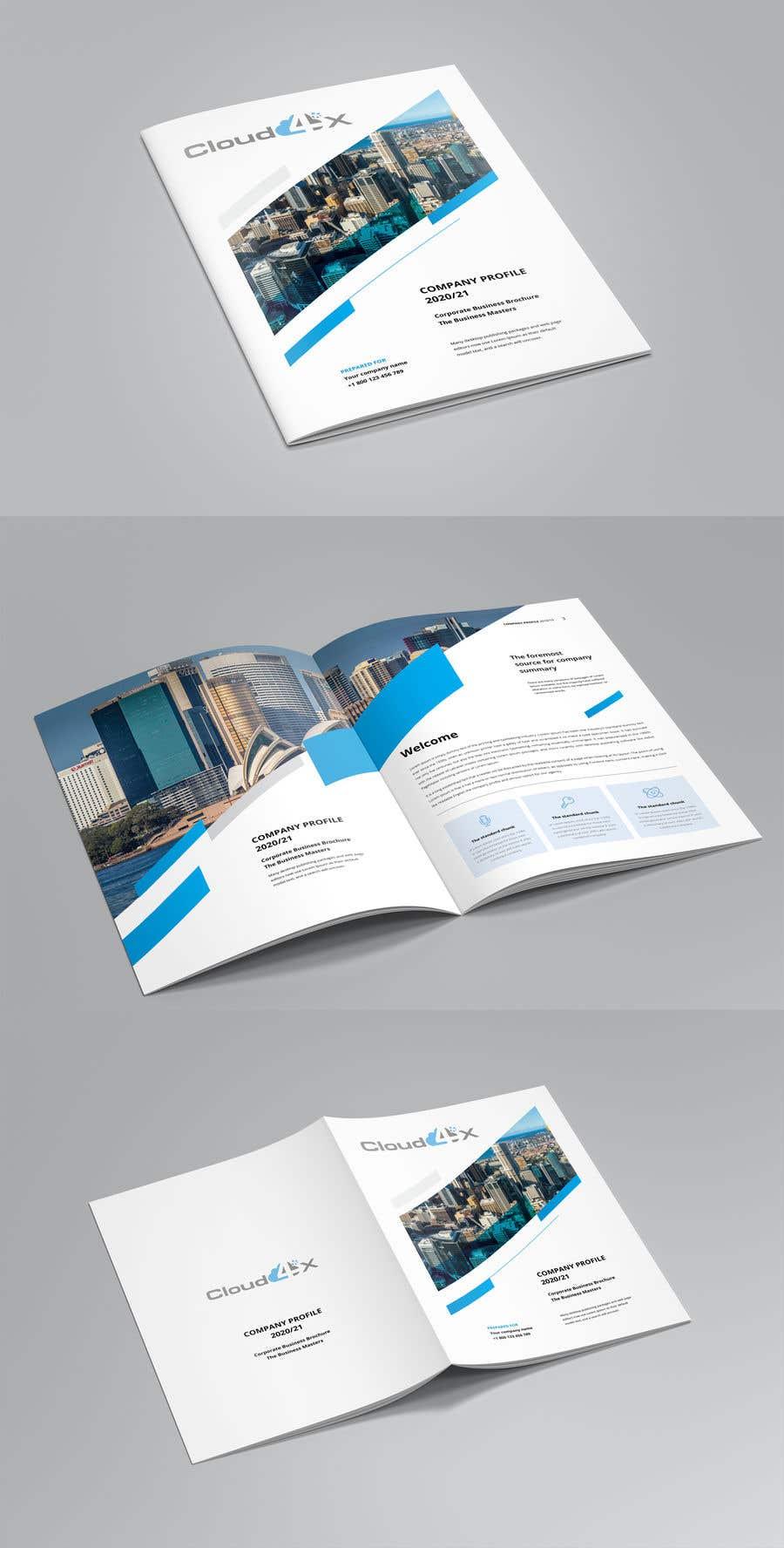Kilpailutyö #                                        17                                      kilpailussa                                         Corporate Brochure