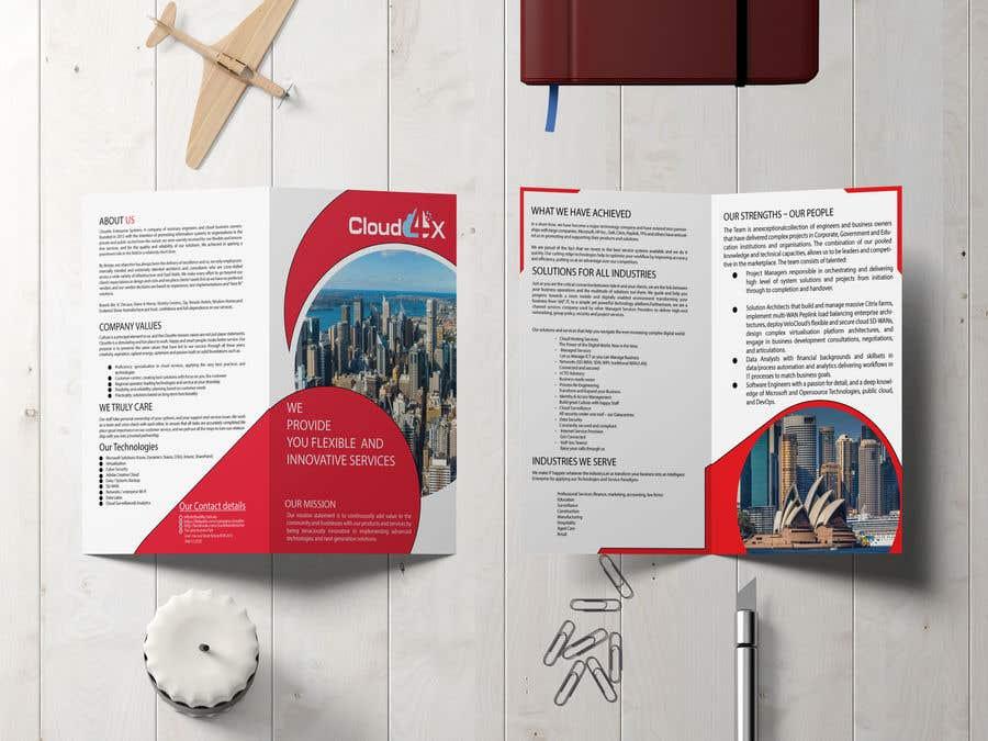 Kilpailutyö #                                        19                                      kilpailussa                                         Corporate Brochure