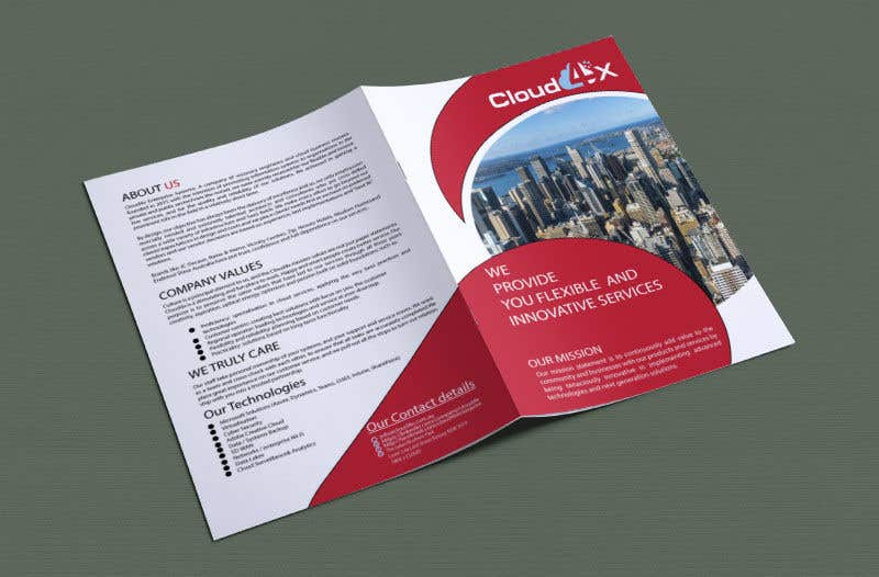 Kilpailutyö #                                        20                                      kilpailussa                                         Corporate Brochure