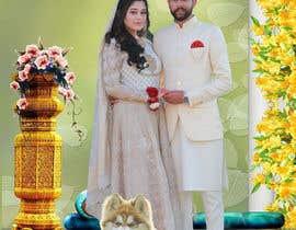 #52 untuk Wedding Card Illustration oleh Nikkonmd2