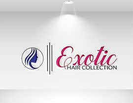 #66 for Create a logo for a hair extension company by abbasalikibria