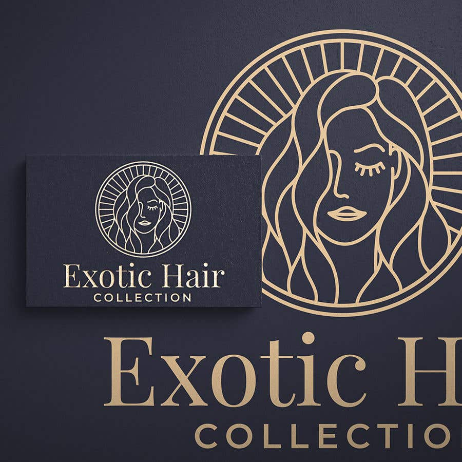 Contest Entry #                                        58                                      for                                         Create a logo for a hair extension company
