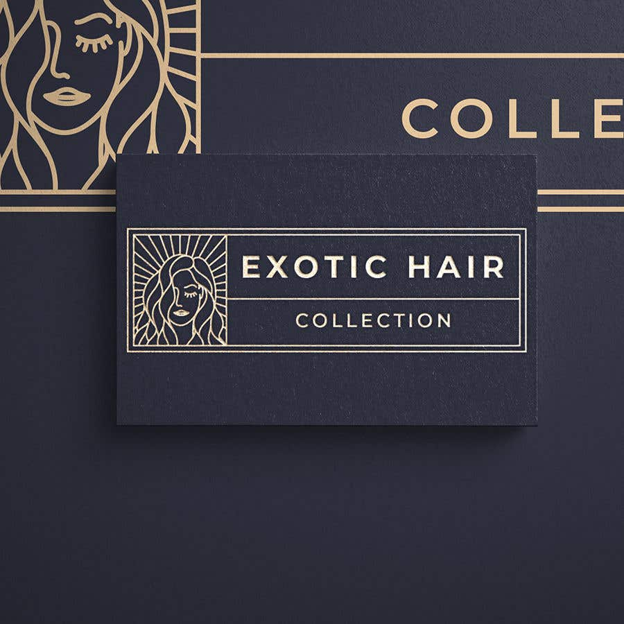 Contest Entry #                                        60                                      for                                         Create a logo for a hair extension company