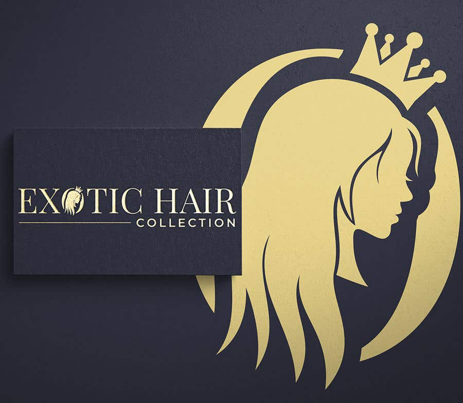 Contest Entry #                                        71                                      for                                         Create a logo for a hair extension company