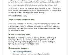 #28 cho Write blog content for given topics bởi Selva7502