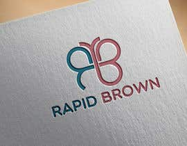 "#101 untuk Require a Logo for our new brand "" Rapid Brown "" oleh zerinomar1133"