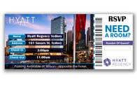 Invitation to Exclusive Event - Boarding Pass Style için Graphic Design68 No.lu Yarışma Girdisi