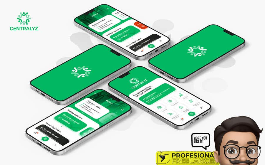 Penyertaan Peraduan #                                        30                                      untuk                                         Build a wireframe with fully mocked up images/logos/placeholders with an intuitive, modern design