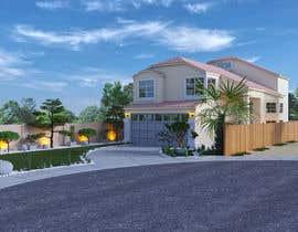 #7 untuk 3D landscape yard design oleh sayedkpi