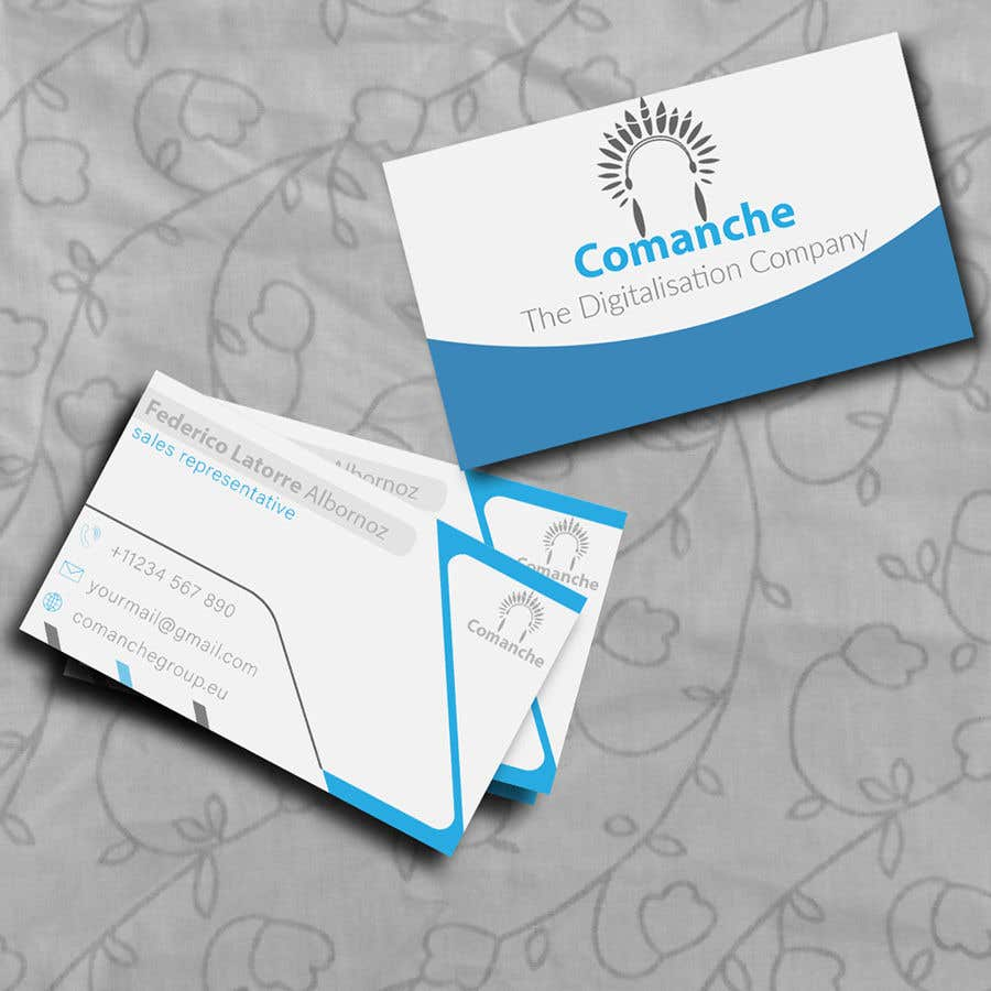 Contest Entry #                                        135                                      for                                         Awesome, professional Business card