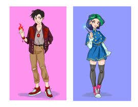 orrlov tarafından Create anime characters from a book my son has written için no 27
