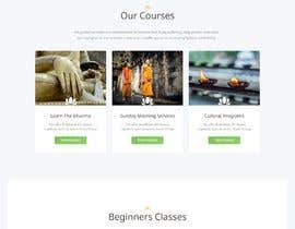 #28 for A Professional Web Designer is require to design a Buddhist Charity Website af faridahmed97x