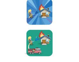 #32 for App game icon and feature image af designersaurav50