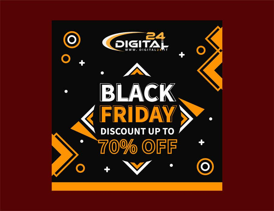 Contest Entry #                                        56                                      for                                         Create 3 banner for: black friday, Stock and offers