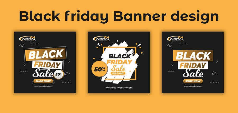 Contest Entry #                                        47                                      for                                         Create 3 banner for: black friday, Stock and offers
