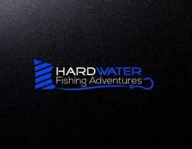 #202 untuk Create a Logo for HardWater Fishing Adventures oleh dulalm1980bd