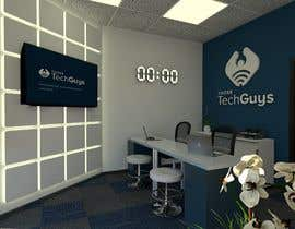 #72 for Need Reception Area/Office Designed by katherinevania