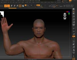 #30 for 3D Avatar creation (website homepage) needs to be eye popping af Pespis