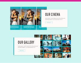 #19 untuk Wedding Photography Website Design oleh kewlneha
