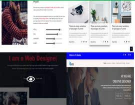 #12 for website front pages by mdilias0123