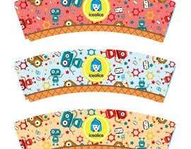 reswara86 tarafından Design an Ice Cream cup için no 81