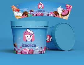 DesignerMaster12 tarafından Design an Ice Cream cup için no 161