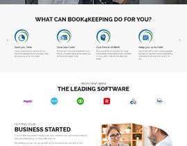 #134 for Design a bookkeeping website af saidesigner87