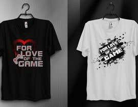 #56 for Butuh Desain T-shirt tulisan Quotes dengan konsep Urban af kamrunfreelance8