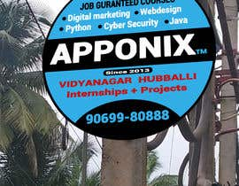 #95 for Outside Banner ( 2 Ft* 2 Ft) circle Design by MotiourRahman12